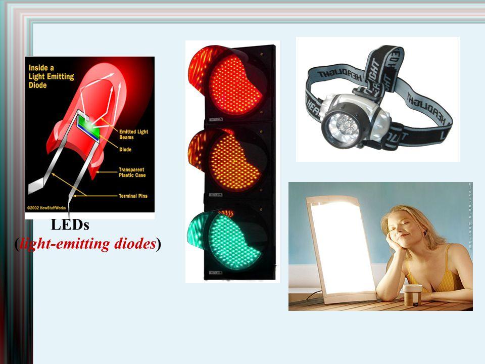 LEDs (light-emitting diodes)