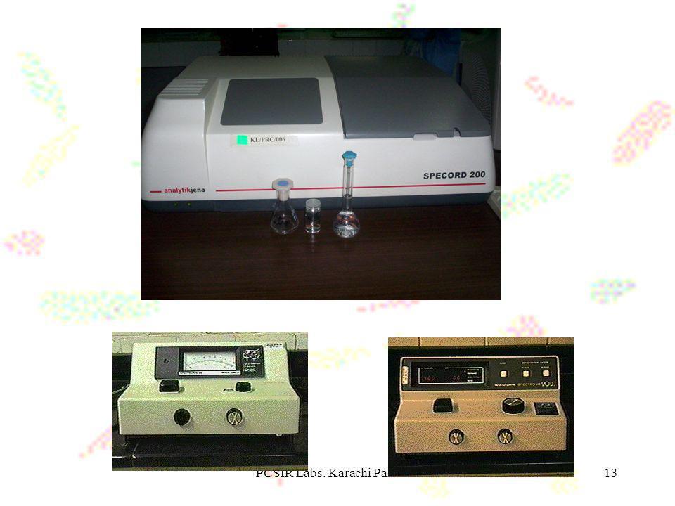PCSIR Labs. Karachi Pakistan14
