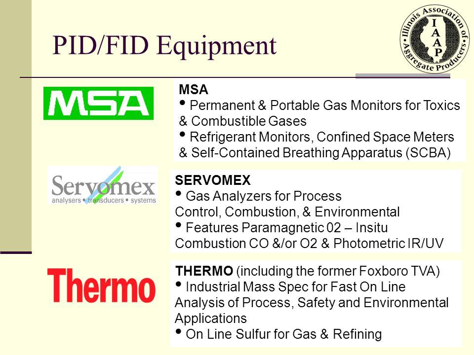 CENTURY ® TVA1000B PID/FID Equipment