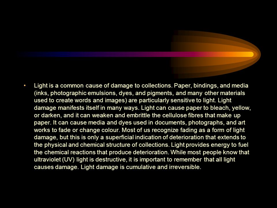 What is light THE NATURE OF LIGHT Light is a form of electromagnetic energy called radiation.