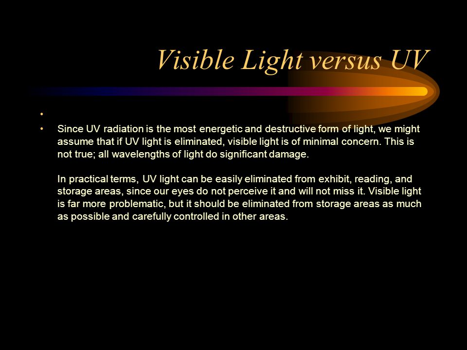 Light Sources SOURCES OF LIGHT Light has two sources: natural and artificial.