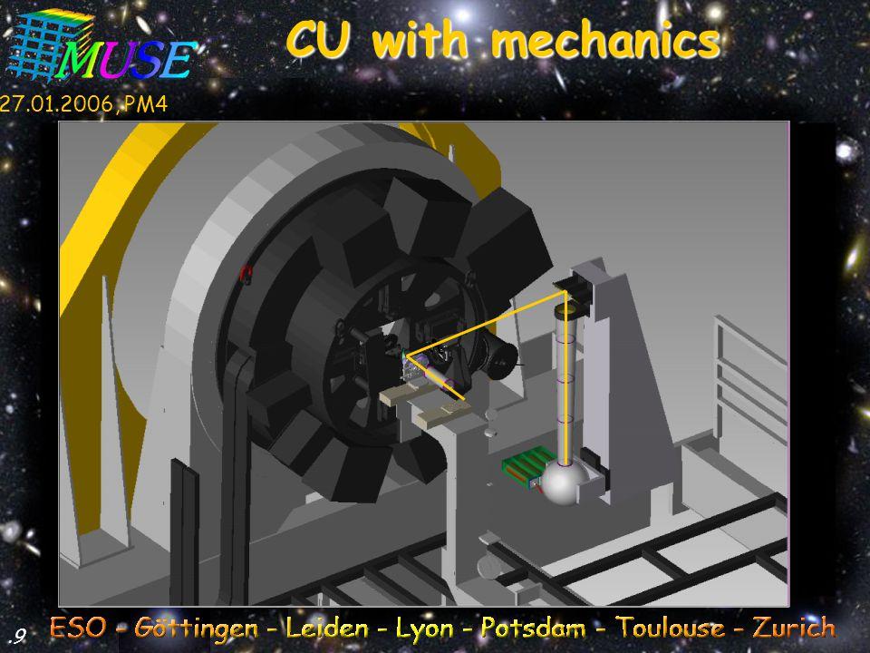 27.01.2006, PM4.9 CU with mechanics
