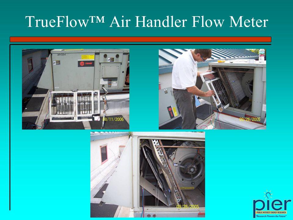 TrueFlow Air Handler Flow Meter