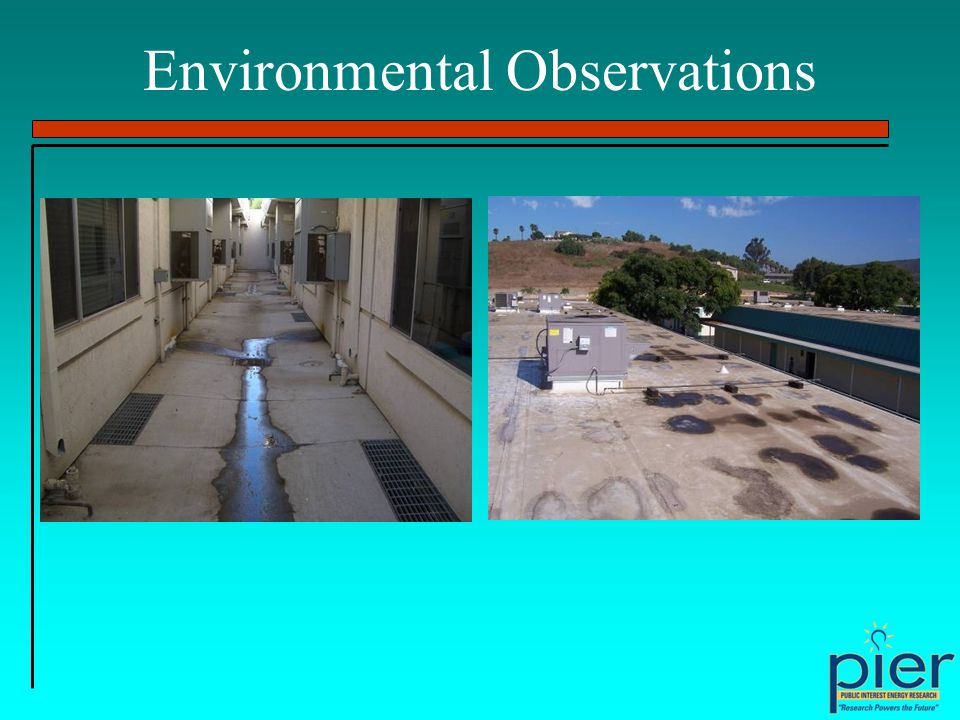 Environmental Observations