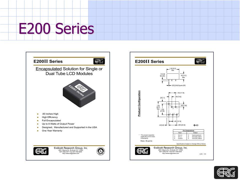 E200 Series