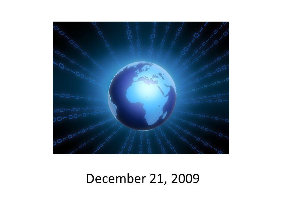 December 21, 2009