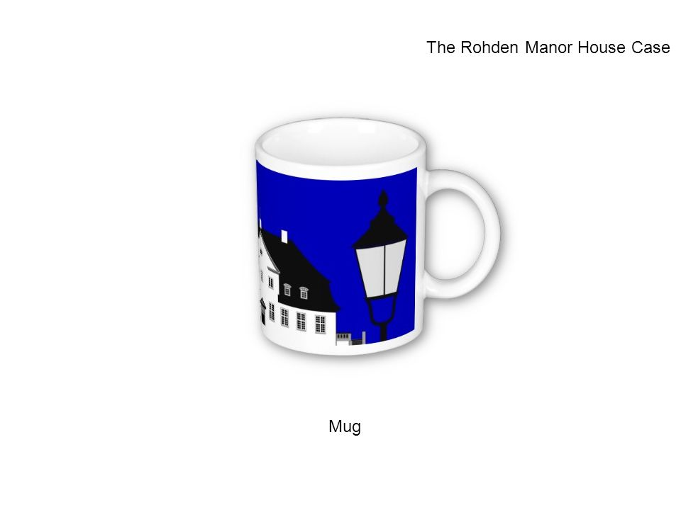 Mug The Rohden Manor House Case