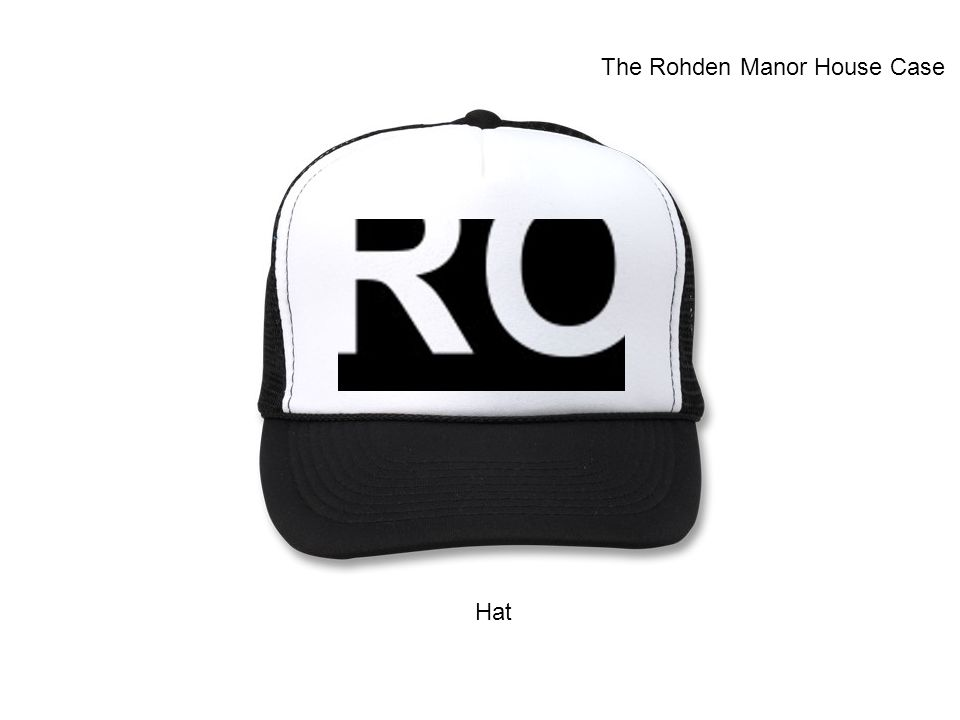 Hat The Rohden Manor House Case