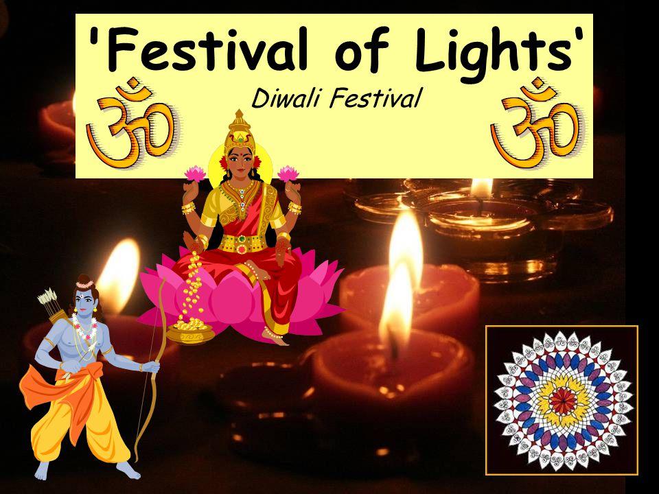 'Festival of Lights Diwali Festival