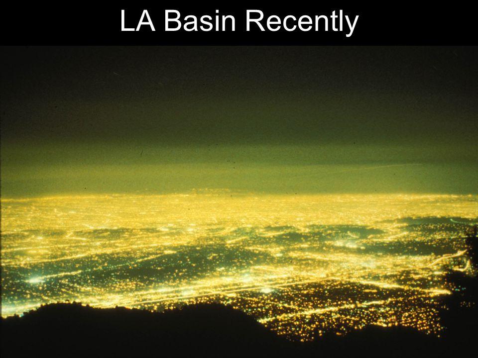 16 LA Basin Recently