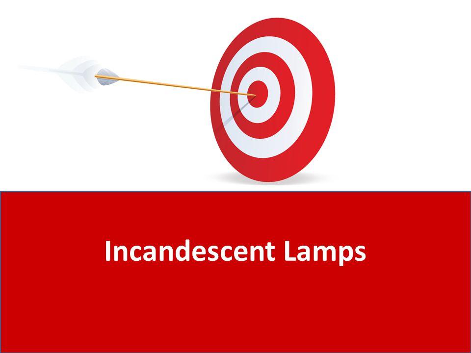 EEE Dept./SJCET Incandescent Lamps