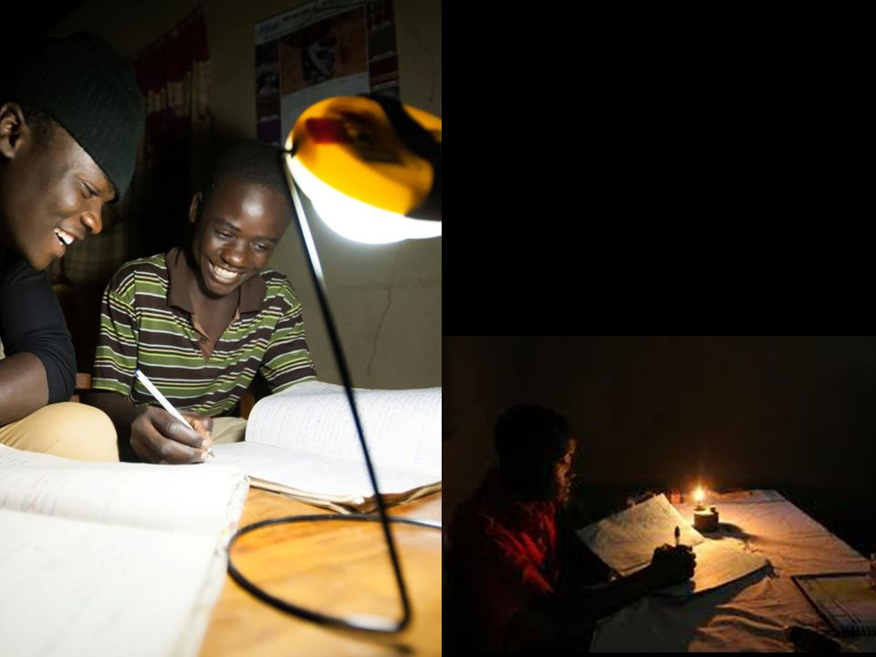 Solar lightKerosene lamp