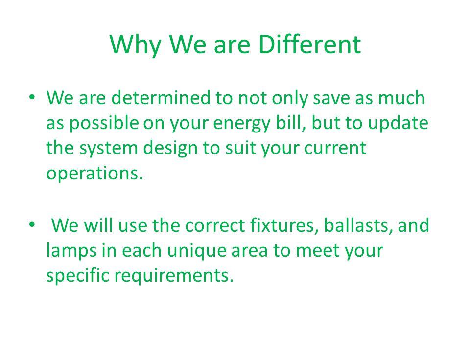 Why choose ALLUME, LLC .