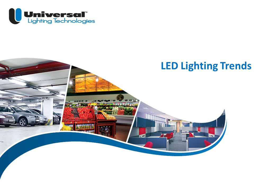 | 2 Universal Lighting Technologies Company Overview 60-years as an innovator in the design and manufacture of lighting products.