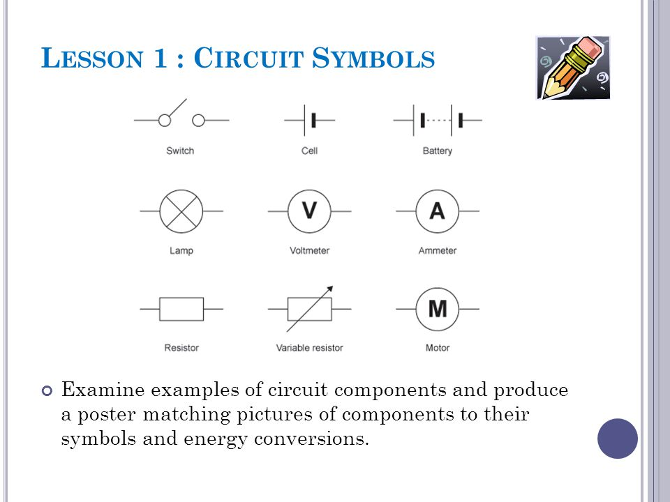 L ESSON 5 : E LECTRICAL MEASUREMENTS IN A PARALLEL CIRCUIT – STREET LIGHTS Street lights are wired in parallel and are controlled by a time switch driven by a clock.