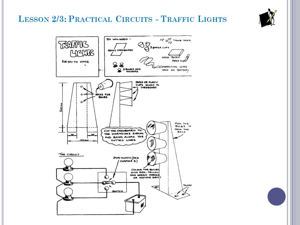 L ESSON 2/3 – P RACTICAL CIRCUITS - E LECTROPLATING
