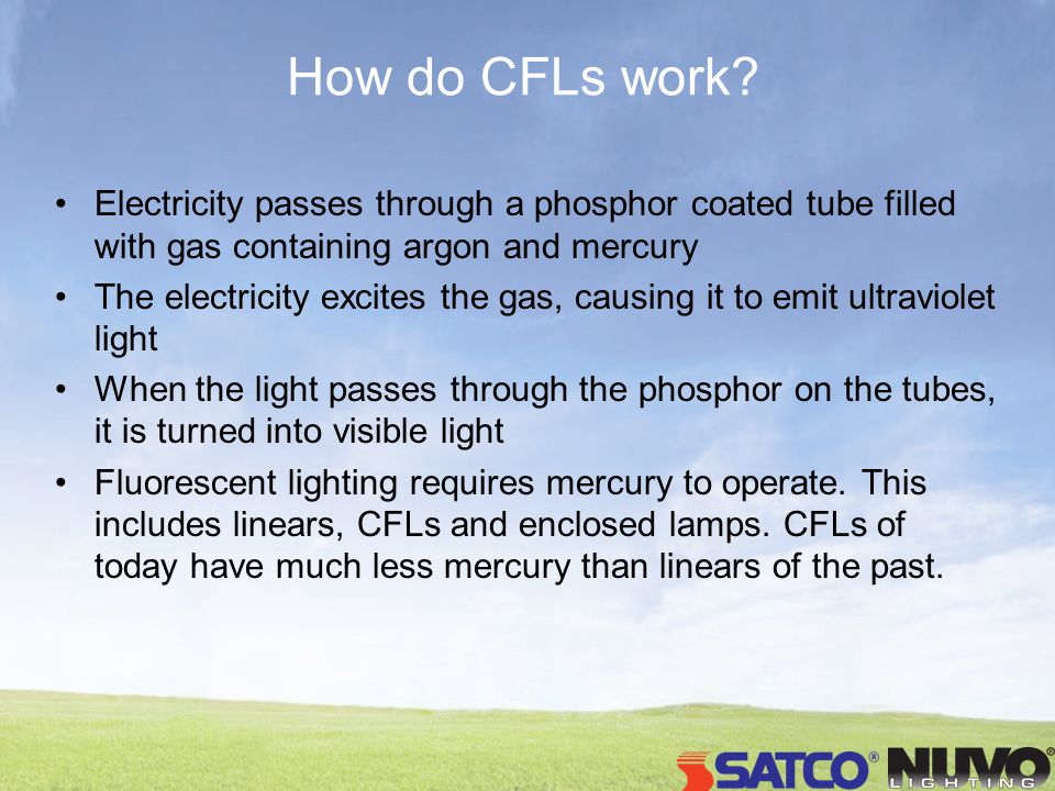 Why choose ENERGY STAR qualified fixtures over CFLs.