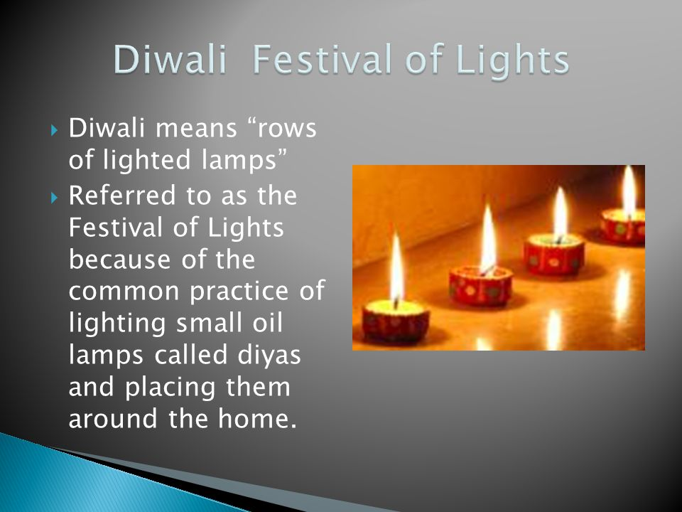 During this time, homes are thoroughly cleaned, windows are opened and diyas are lit as a greeting to Lakshmi.