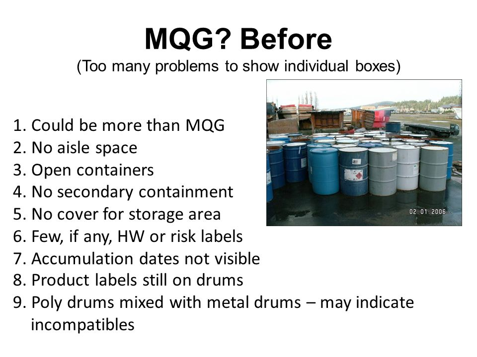 MQG.Before (Too many problems to show individual boxes) 1.
