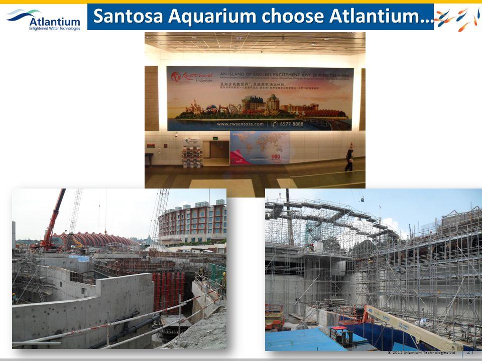 © 2011 Atlantium Technologies Ltd. HOD Technology: Over 60 Protected Patents 22
