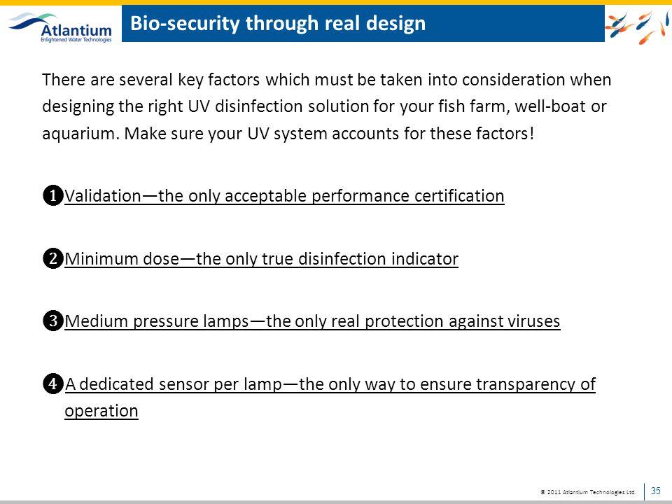 © 2011 Atlantium Technologies Ltd. 36 HOD Systems – EPA Validation