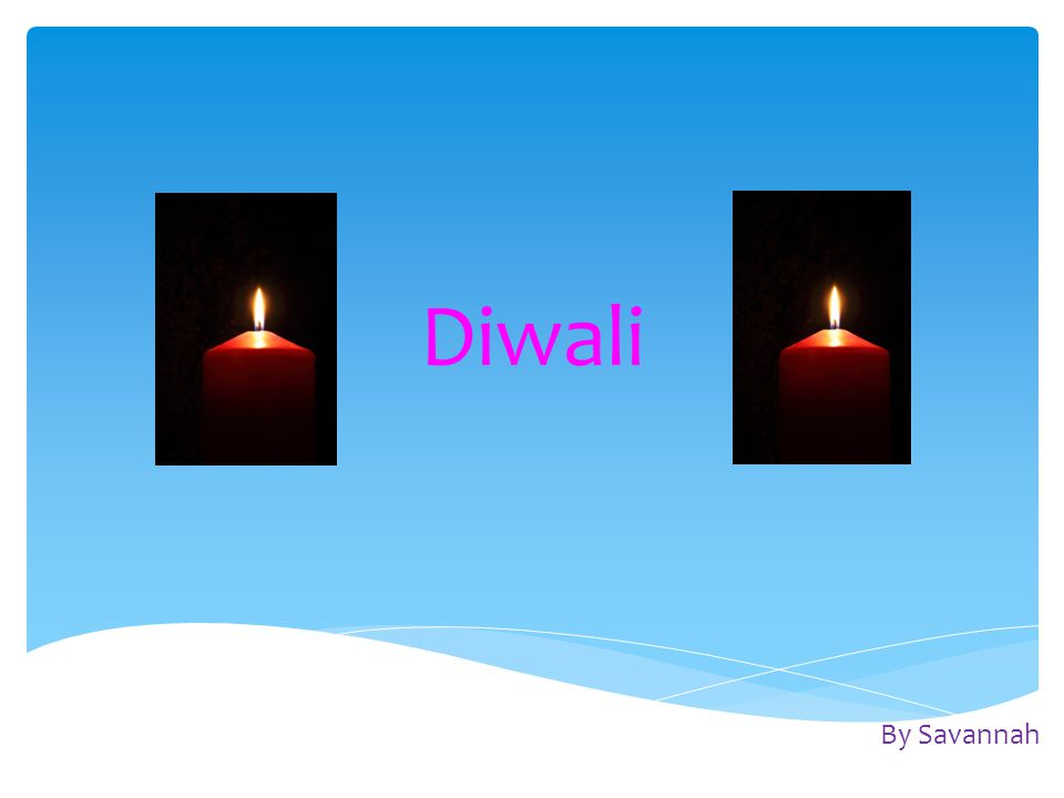 Diwali By Savannah