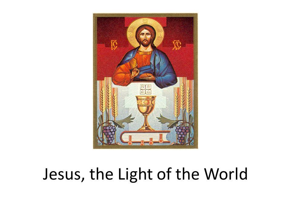 Jesus, the Light of the World