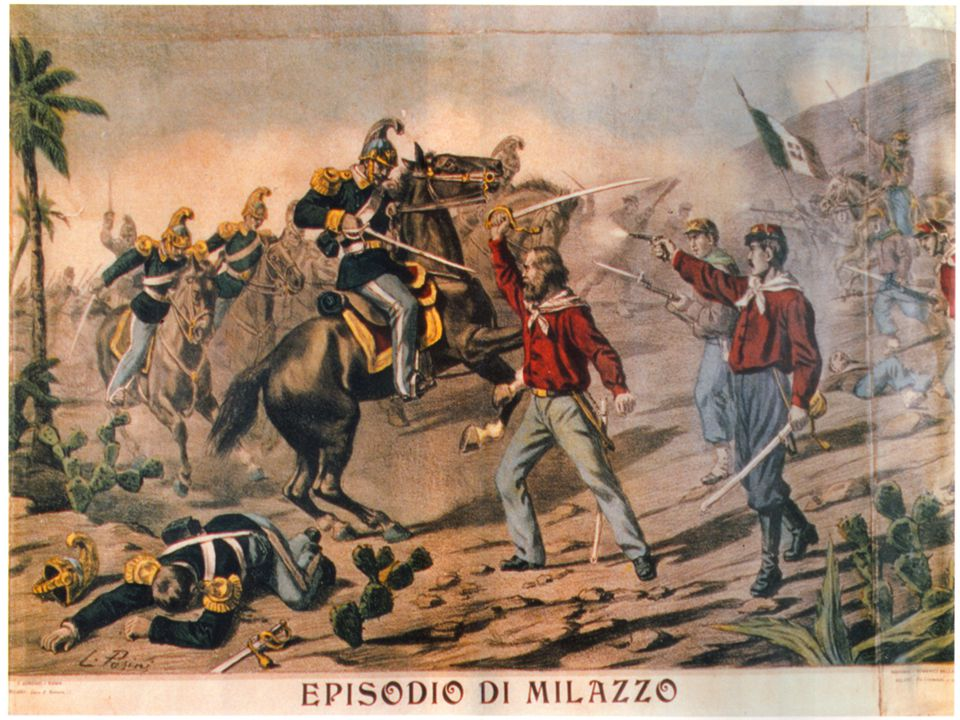 With the help of Camillo di Cavour Victor Emmanuel II united Northern Italy. In the South Guiseppe Garibaldi (leader of the Red Shirts) worked to unit