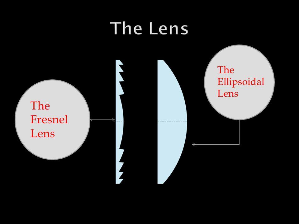 The Ellipsoidal Lens The Fresnel Lens