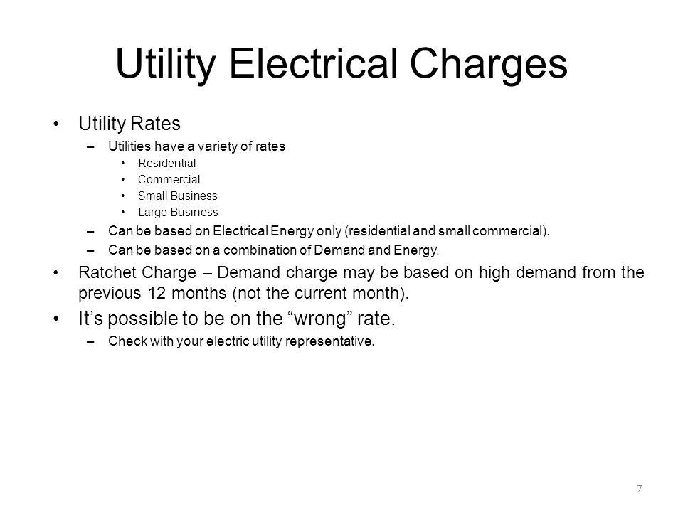 Electricity - Energy 6