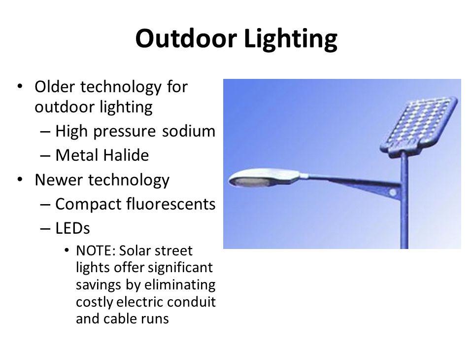 75 LED vs. HPS