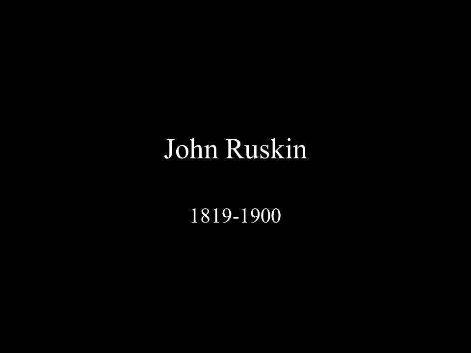 John Ruskin, Study of Gneiss Rock, Glenfinlas 1851