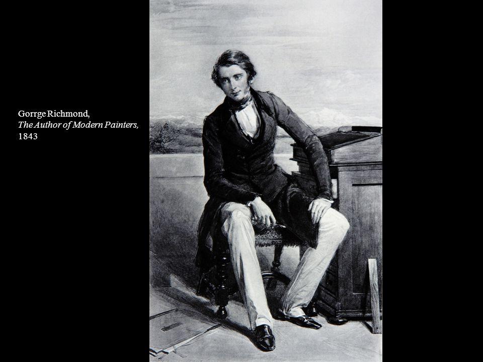 John Ruskin, The Bay of Naples, 1841