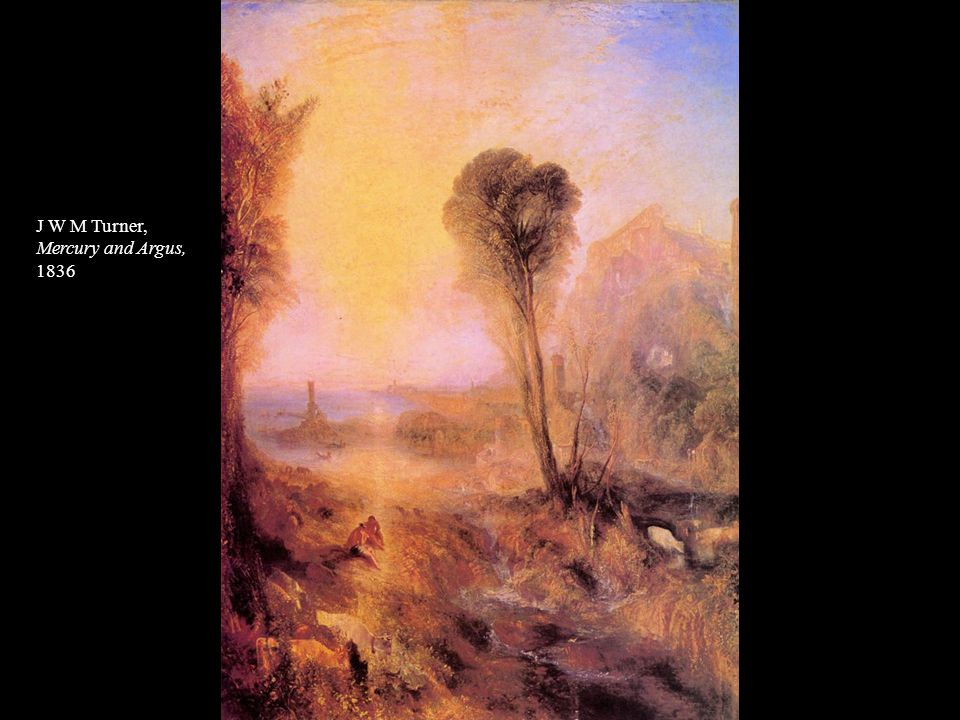 William Holman Hunt, Our English Coasts (Strayed Sheep,) 1852