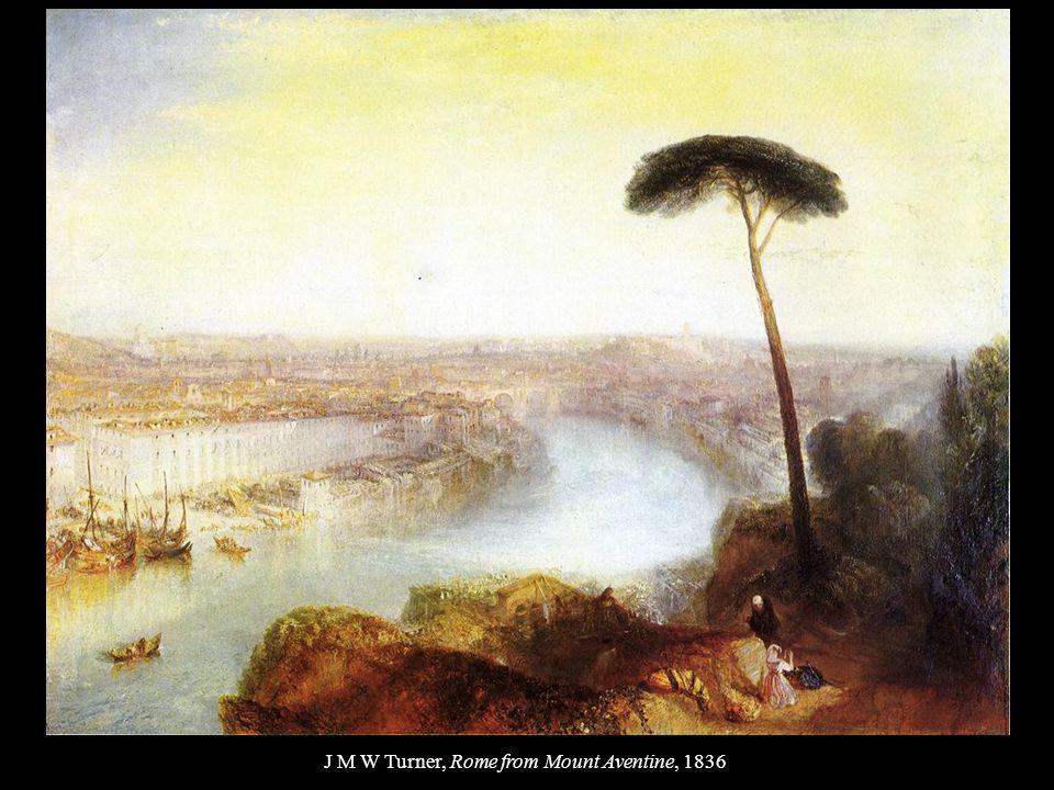 J M W Turner, Juliet and her Nurse, 1836