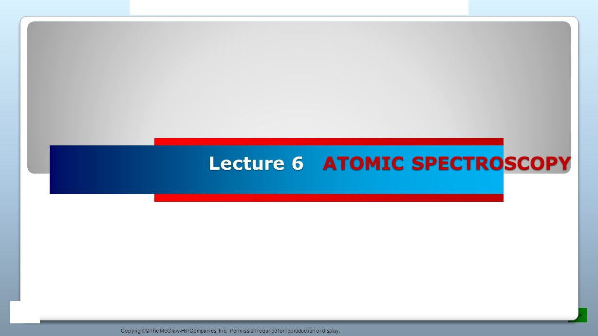 Sample is atomized (atoms/ions) absorption or emission measured INTRODUCTION TO ATOMIC SPECTROMETRY