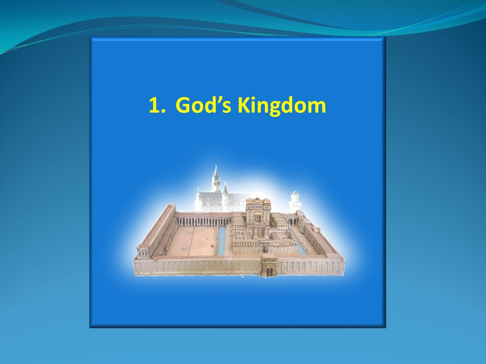 1.Gods Kingdom