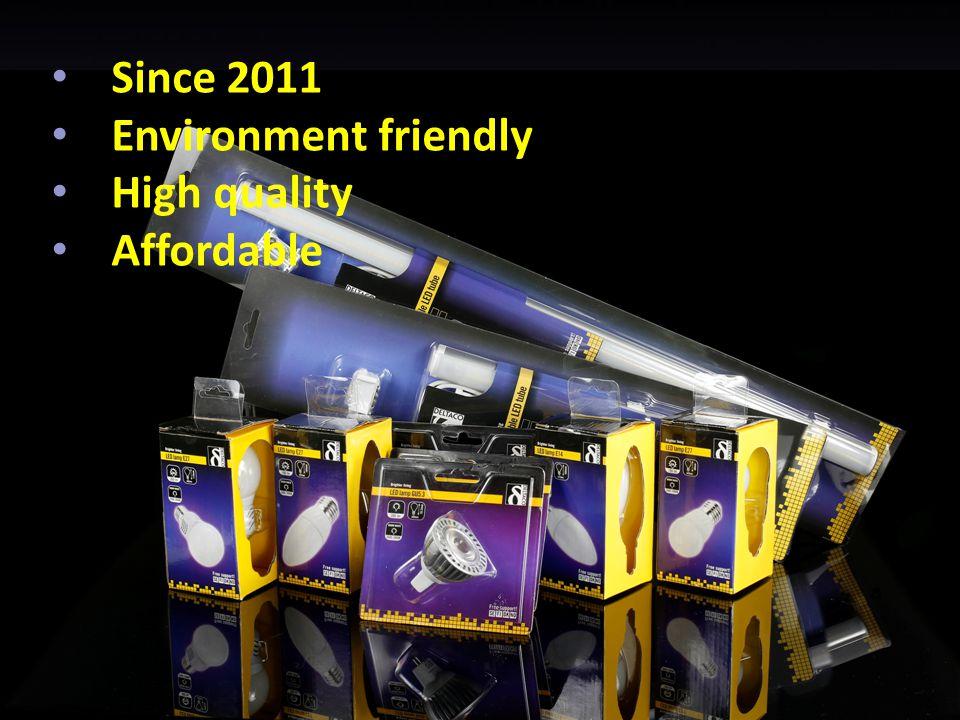 { We provide a 5 year warranty