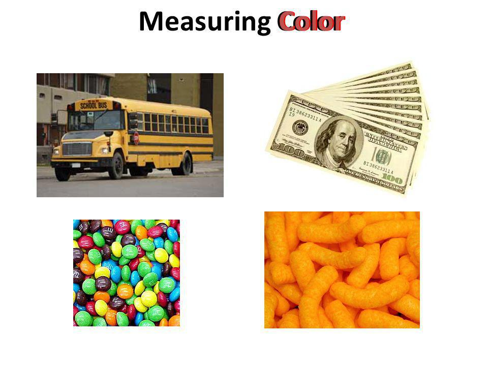 Measuring ColorColor