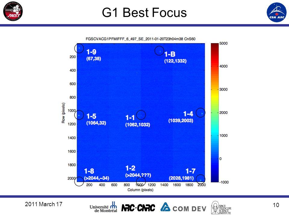 G1 Best Focus 2011 March 17 10
