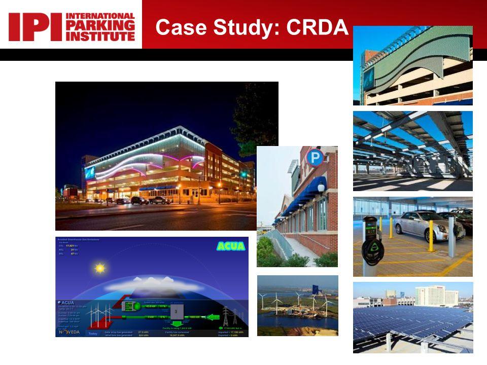 Case Study: CRDA