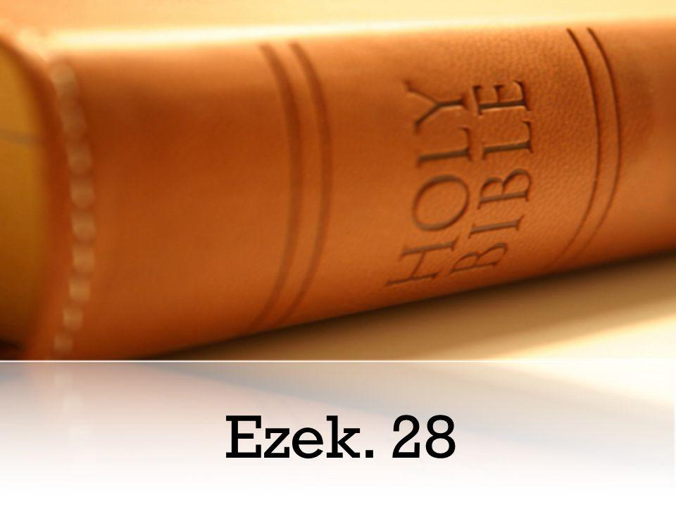 Ezek. 28