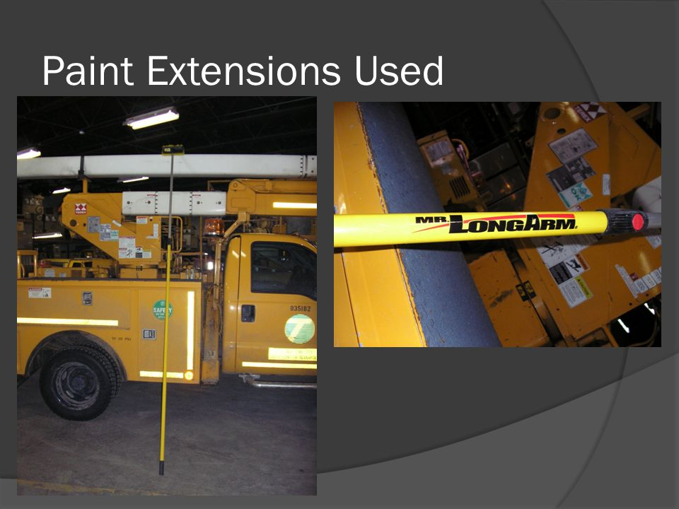 Paint Extensions Used