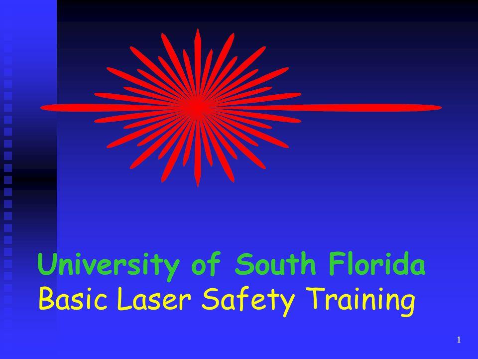 12 Part 2: Laser Hazards