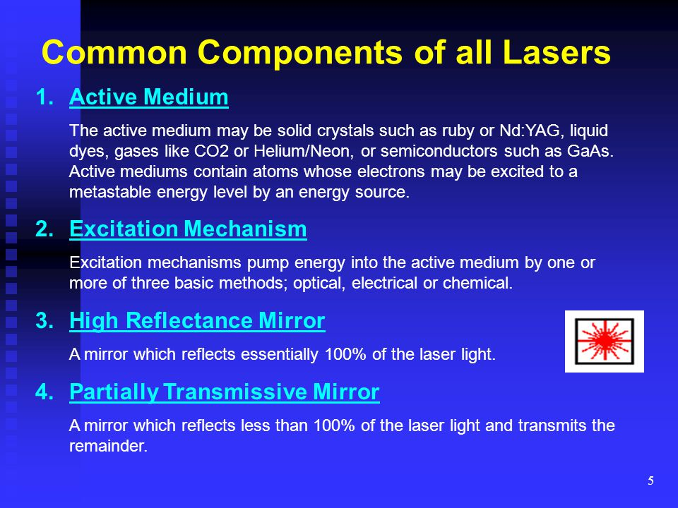 16 Skin Hazards Exposure of the skin to high power laser beams (1 or more watts) can cause burns.