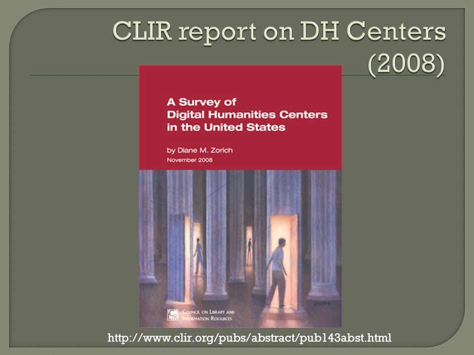 http://www.clir.org/pubs/abstract/pub143abst.html