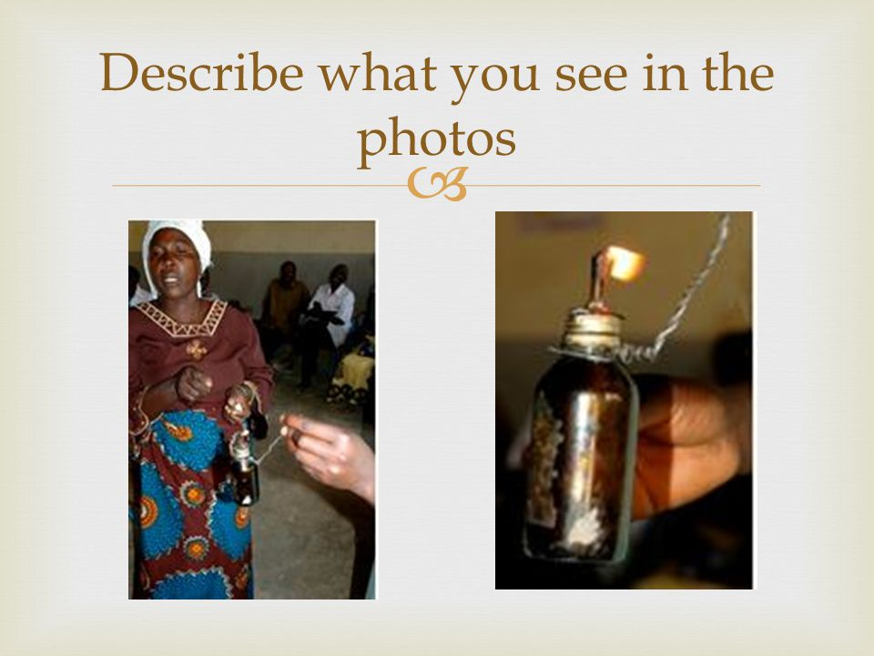 Describe what you see in the photos