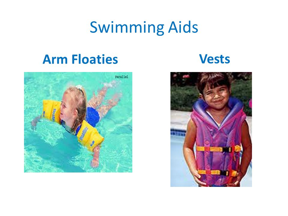Swimming Aids Arm Floaties Vests