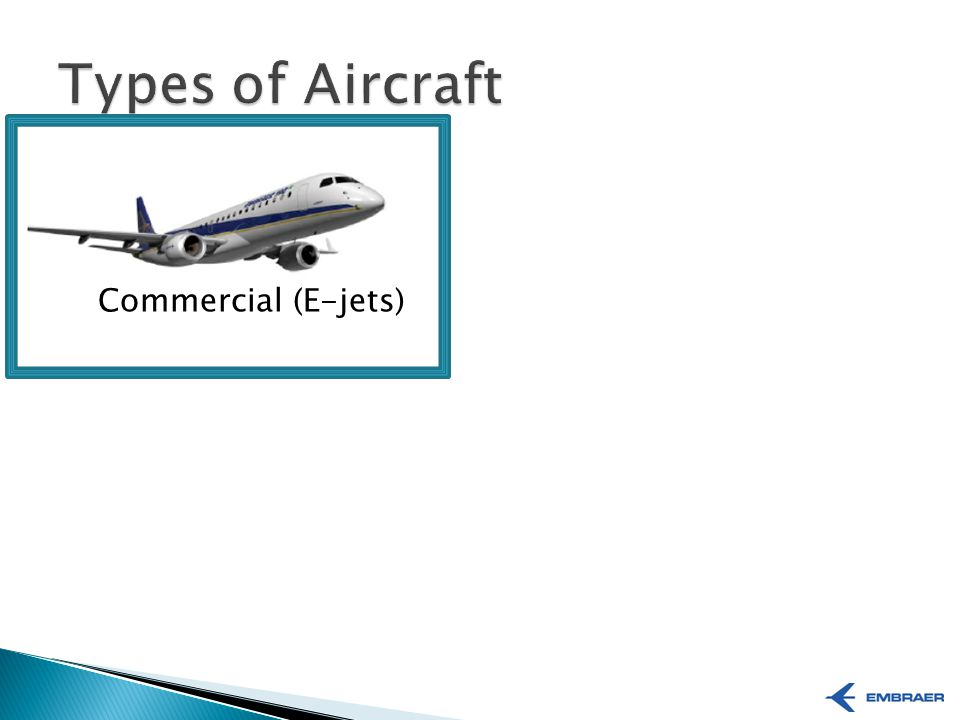 Commercial (E-jets)