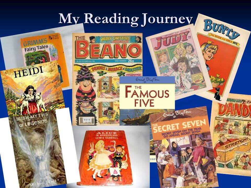 My Reading Journey
